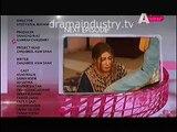 Kaneez Episode 90 Promo Aplus Drama 5 July 2015