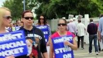 South Dubin County Council strike 24th June 2014