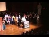 2007 Ig Nobel Prize in Medicine goes to SWORD SWALLOWER