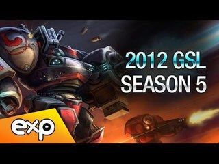 2012 GSL Season 5 - StarCraft 2