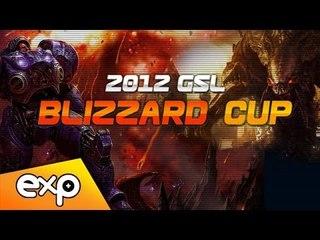 Rain vs viOLet (PvZ) Set 1 2012 GSL Blizzard Cup - Starcraft 2