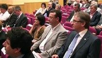 El ple de la Cambra elegeix José Luis Mora com a president per als propers quatre anys