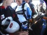 Philippe Croizon Il saute en parachute sans bras ni jambes