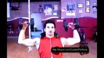 Rutinas De Entrenamiento con Pesas Para Desarrollar Musculo - Como Ganar Musculo Rapido