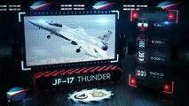 Pakistan Air Force JF-17 Thunder At Paris Air Show - Must Watch