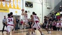 Barrington Boys Basketball Highlight 2011