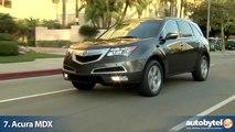10 of the Best Seven Seater SUVs - Autobytels 7 Passenger SUV List