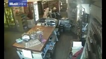 GHOST CAUGHT ON TAPE in a haunted store _ Scary ghost videos caught on tape on Paranormal Camera-YJlZRtWjHAE