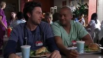 Scrubs J.D. and Turk Are A Bromance