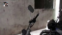 Real ghost caught on tape in a bike parking _ Scary videos of ghost by Paranormal Camera-v2npM1BfRRc