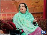 Firdous Ashiq Awan after resigning from PPP and Shireen Mazari on Hasb e Haal- It Got A Bit Hilariously Tense Part 2