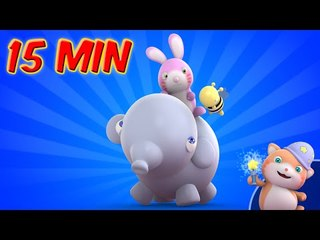 Looi's  Magic Surprise Box, Animals - Elephant, Bee and Bunny