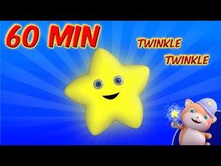Looi TwinkleTwinkle 60 Min ( Bedtime Song for babies )