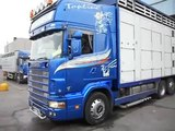 Scania Tuderte 580 all'Inalca