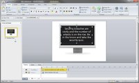 Articulate Storyline Tutorial: Using triggers to change text states in  (2 of 6)