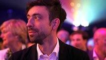 Slotspeech en sfeer tijdens het congres 'Vlaanderen vleugels geven'
