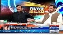 Hot Debate Between Qazi Faiz (PAT) And Shakeel Awan (PMLN)