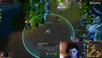 LoL - Counter Logic Gaming (CLG) vs Western Wolves (WW) - Fnatic Raidcall Cup