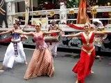 Sri Lankan Dance at Berlin International Day