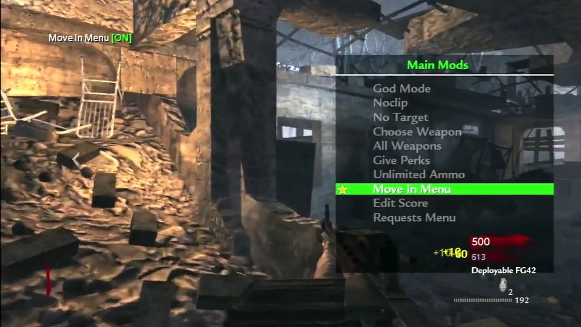 waw mod menu pc multiplayer