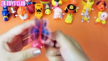 KINDER SURPRISE EGGS Play Doh Peppa Pig Kinder Eggs Barbie Mickey Mouse Surprise Egg Hello