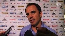 Caetano comenta situação de Cristovão no Flamengo