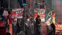 """Starkmacher Projekt """"Stark ohne Gewalt"""" mit der Caritas und Gen Rosso in Kürten 2007"""