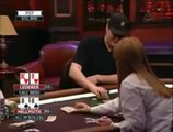 View on Poker  Phil Hellmuth loses his temper and fires all directions as he loses to Howard Lederer on the river!