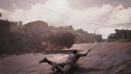 UNCHARTED 4 A Thief's End - E3 2015 - 15 minutes de gameplay  !