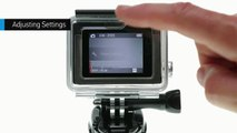 """How To Adjust Video & Photo Settings On The HERO4 Silver """"GoPro Tips & Tricks"""""""