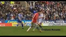 Cristiano Ronaldo Best Time  Manchester United In 2007, 08 Amazing Skills and Tricks