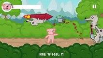 Des Cochon Ninja Et Des Poulpe Des Enfer WTF Compilation De Jeux