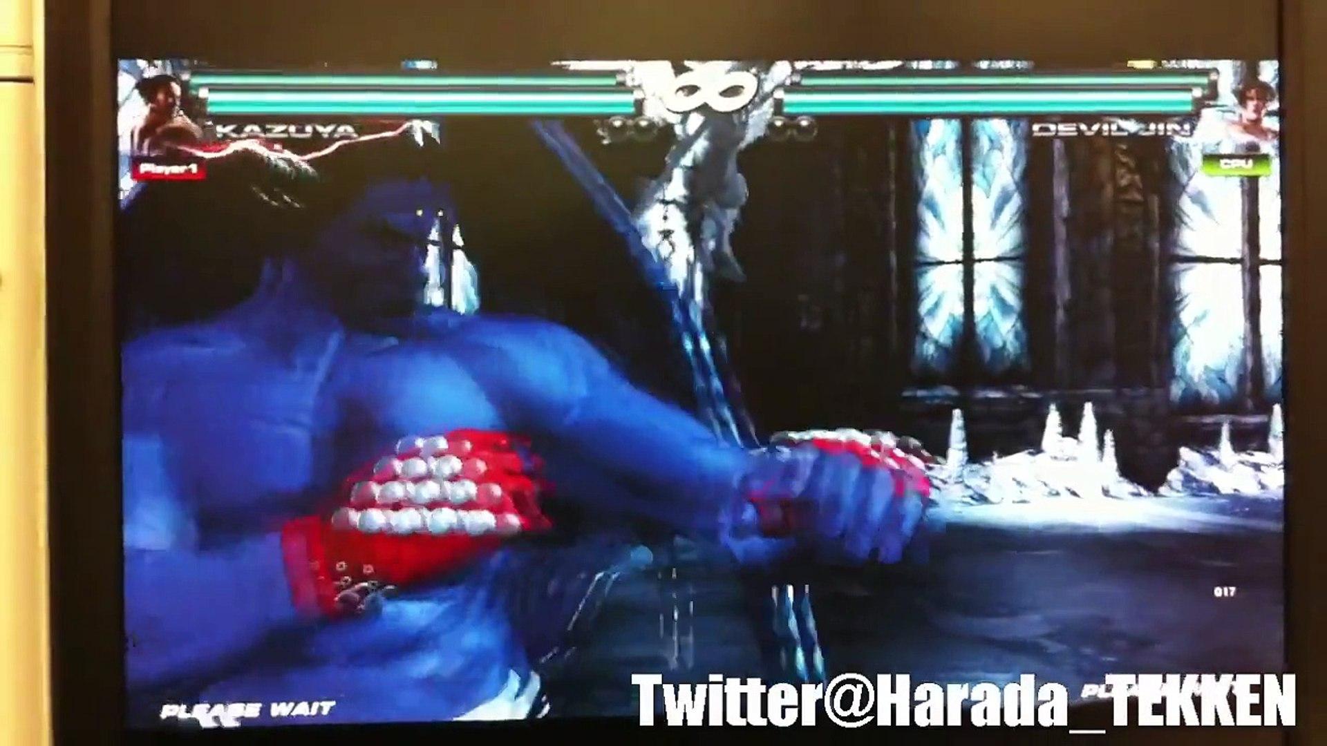 Tekken Tag Tournament 2 Kazuya To Devil Transformation Hd