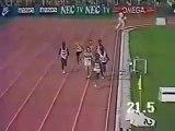 Steve Cram - 800 Meters - 1986 Nice, France