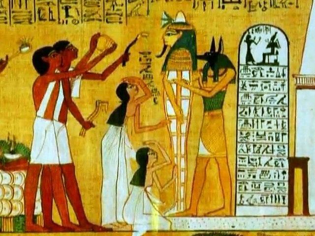 El legado de Egipto