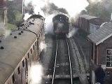 North Yorkshire Moors Railway: Steam Engines