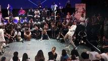 Beatdance Contest 2015 - 1/2 final - (Fabbreezy vs CJM's - Tismé vs Nodey)