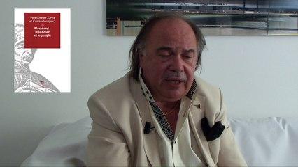 Vidéo de Yves Charles Zarka
