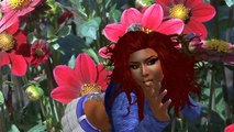 Second Life Tribute To Rihanna Only Girl Starring Sabrina Cheng