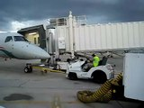 ExpressJet Airlines Pushback TUS #2
