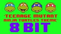 Teenage Mutant Ninja Turtles Theme Song (8 Bit Remix Cover Version) - 8 Bit Universe