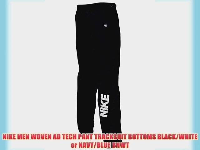 Nike Sportswear Open Hem Woven Core Track Noir, Traininn