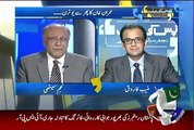 Najam Sethi's Naughty Reply to Imran Khan Over 35 Punctures