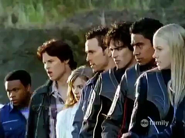 Power Rangers - Dino Thunder/Ninja Storm