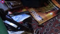ЭКСКЛЮЗИВ! Моторола и Гиви (бой за донецкий аэропорт)! Ополченцы/ДНР/ЛНР/Новороссия.