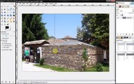 GIMP tutorial - advanced color correction using sample point and curves