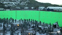Game of Thrones Saison 5 : les effets spéciaux de Hardhome (VFX Breakdown)