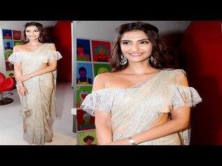 Sonam Kapoor DAZZLES in the Desi Look