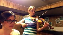 "Cranberries ""Zombie"" Cover ~ Piano/Violin Duet"