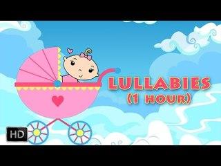 1 HOUR - GREATEST Lullabies Collection - Music For Babies - Baby Health Sleep Lullabies